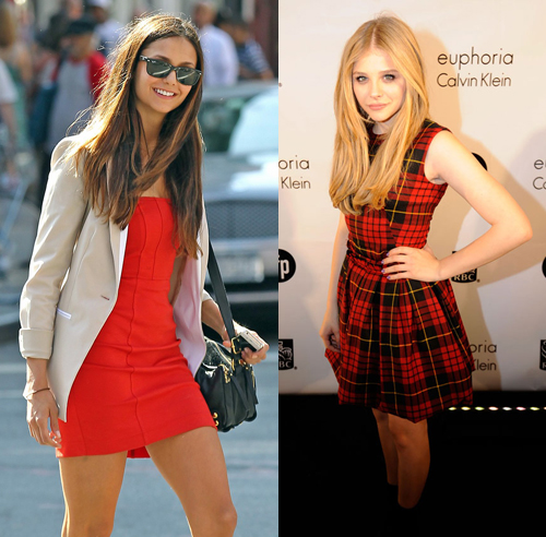 Shades of Red: 8 Wonderful Dresses To Be Always Fashionable