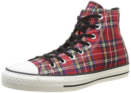 Converse Tartan Sneakers