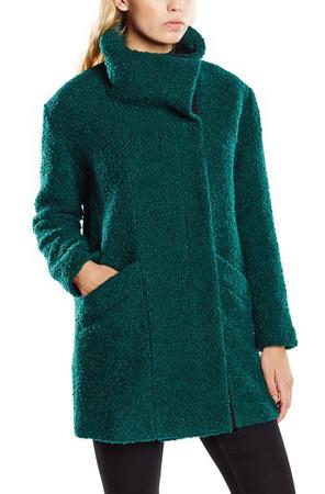 Esprit Bouclè Coat Woman