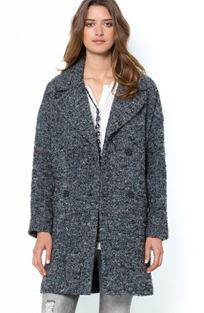 La Redoute Boyfriend Coat Woman