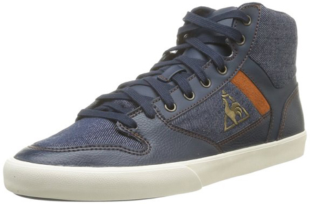 Le Coq Sportif Peletier Denim Sneakers