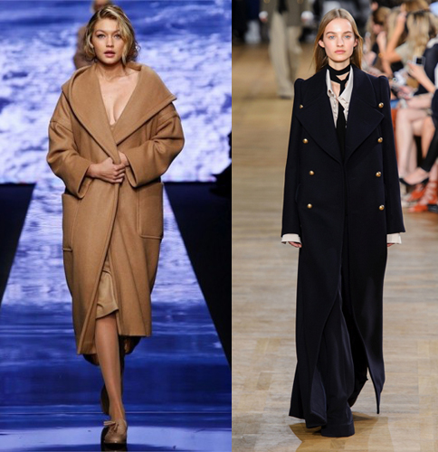 Beautiful Coats to Wear This Fall - Winter 2015 / 2016