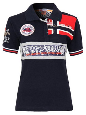 Geographical Norway Kimika - Women Polo