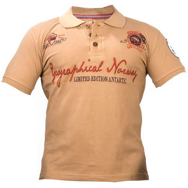 Geographical Norway - Men Polo Shirt