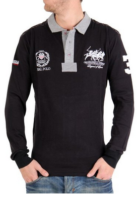 Geographical Norway - Men Royal Polo Shirt