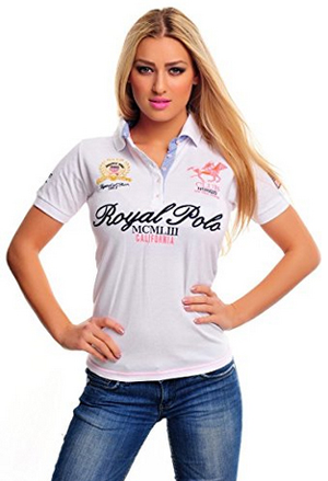 Geographical Norway - Women Royal Polo California Shirt