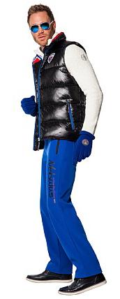 Nebulus Force - Men Softshell Ski Trousers