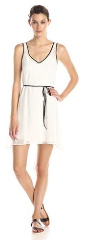 Jack-Women-Ibby-Diagonal-Stripe-Chiffon-Dress