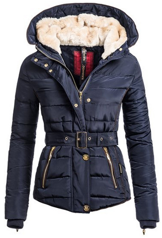 Navahoo - Ladies Quilted Jacket
