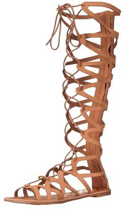 Qupid-Women-Athena-902A-Gladiator-Sandal