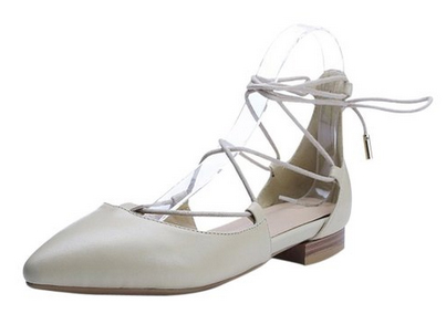Superpark-Women-Pointed-Toe-Leather-Lace-Up-Sandals