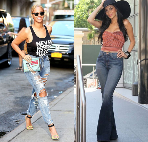 4 Denim Trends For Women 2016
