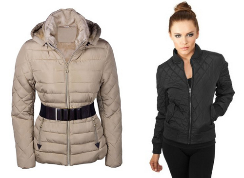 Women Quilted Jackets