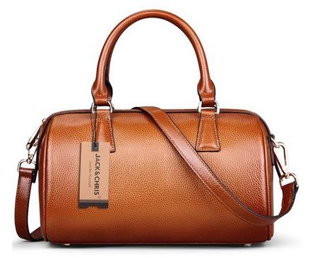 Jack-Chris-Women-Vintage-Leather-Tote-Bag