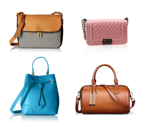8 Bags for a Casual and Fresh Look