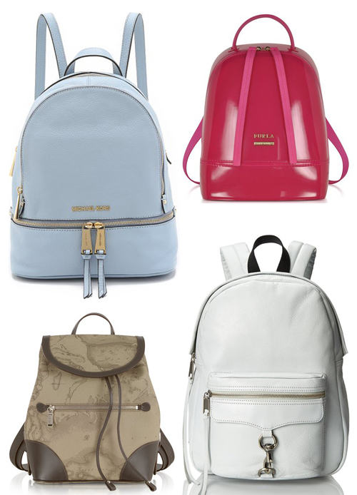 10 Casual-Chic Backpacks From Top Brands