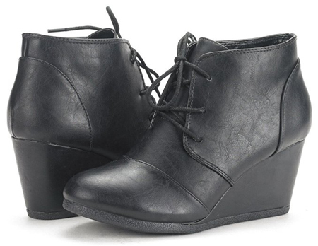 dream_pairs_low_wedge_booties