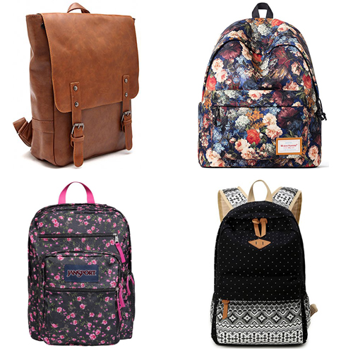 8 Best Backpacks For Women Under $50 | MyCasualStyle
