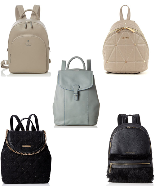 8 Chic Backpacks To Wear This Winter 2016 - 2017