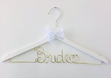 Buntermix Custom Wedding Hanger