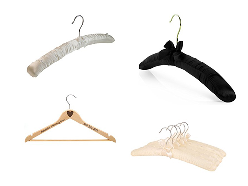 Wedding Dress Hangers: 10 Beautiful Ideas