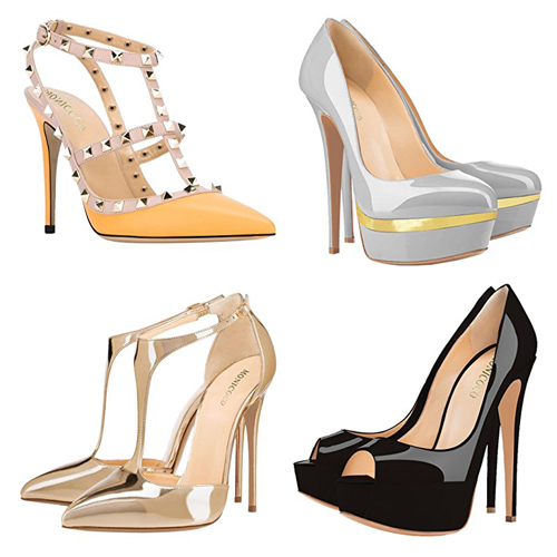 8 Beautiful Monicoco Dress Shoes