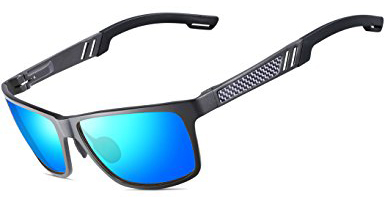 Attcl Wayfarer Polarized Sunglasees For Men