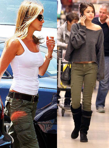 S Fashion Women Cargo Pants