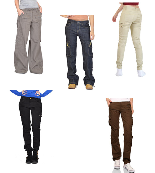 8 Best Cargo Pants for Women to Try in 2017 | MyCasualStyle
