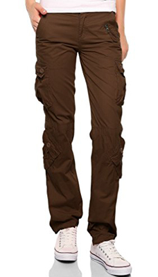 Match Cargo Trousers
