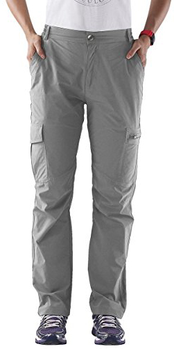 Nonwe Outdoor Water-resistant Cargo Pants