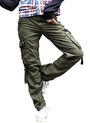 Urbanboutique Casual Cargo Pants