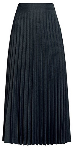 Oodji Pleated Maxi Skirt