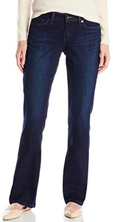 Levis Curvy Bootcut Jeans
