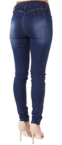 Simply Chic Outlet Stretch Skinny Jeans