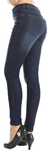 Zaddic Stretch Skinny Jeans