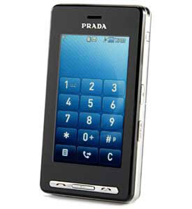 The Prada Phone