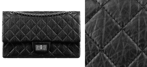 Design Feature Chanel 2.55: The Quilting