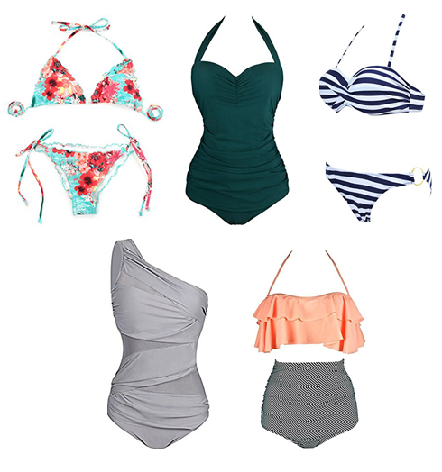 How To Choose The Best Swimsuit For Your Body Shape