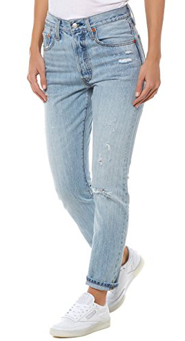 Levis Jeans 501 Clear Minds