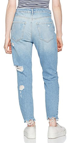 New Look Petite Extreme Mom Jeans