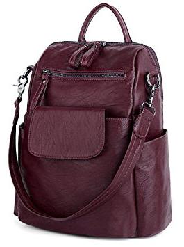 Uto Backpack Purse Ladies