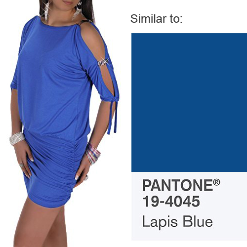 Glamour Empire Open Sleeve Mini Dress