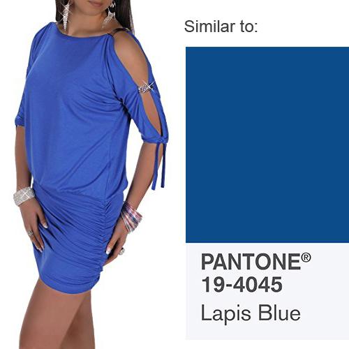 Glamour Empire Open Sleeve Mini Dress