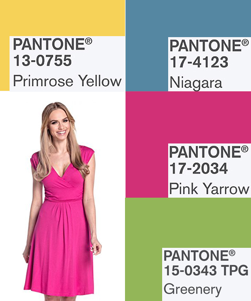 8 Glamour Empire Dresses With The Colors Of Summer 2017