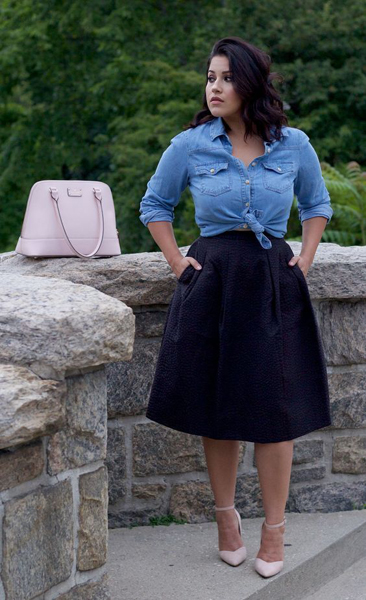 Skirts For Women With Big Thighs
