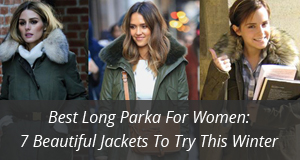Best Long Parka Women Winter