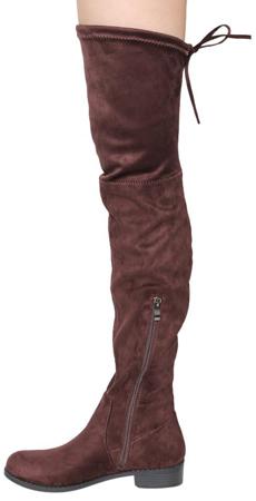 Beston GF59 Drawstring Tie Strech Boots