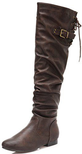 Dream Pairs Colby Casual High Boots