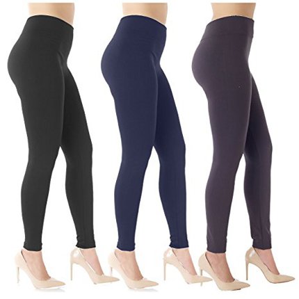 Conceited High Waist Winter Leggings